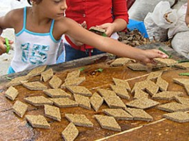Pasteli Celebration in Chora