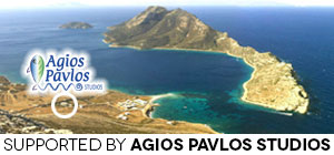 Webcam supported by Agios Pavlos Studios Amorgos